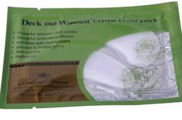 Deck out women crystal eyeliD patch online shopping - 30pcs pair Deck Out Women Crystal Eyelid Patch Anti Wrinkle Crystal Collagen Eye Mask Remove Black Eye Beauty Skin Care