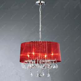 Discount fabric chandelier shades 2018 light chandelier fabric new crystal 440w lamps chandelier fabric shade black white orange wine fabric chandelier shades on sale aloadofball Image collections