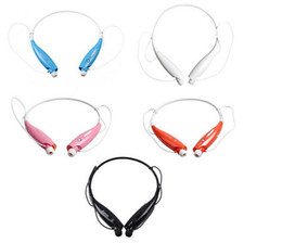 lg tones bluetooth headset UK - Colorful TONE HV800 HV-800 Electronical Sports Stereo Bluetooth Wireless Headset HV 800 Earphone Headphones for Iphone 4 5 5s 5c LG samsung