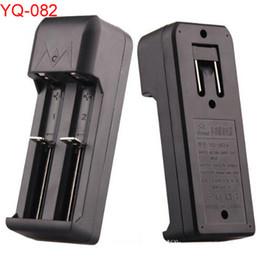DHL free, 18650 18350 Cargador Cargador universal con doble ranura para baterías recargables de ion-litio 18650 18350 18500 16340 (yiquan) en venta