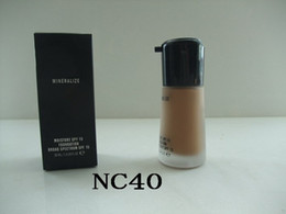 Ml control online shopping - 2016 makeup Newest MOISTURE Liquid Foundation SPF15 net weight ML have colors can choose