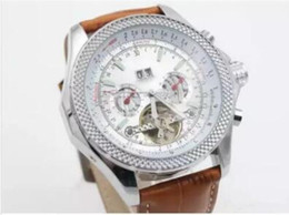 China brown belt hot 1884 date Promotion automatic mechanical Selling fashion new brand men watch stainless steel wristwatch men's Watche suppliers