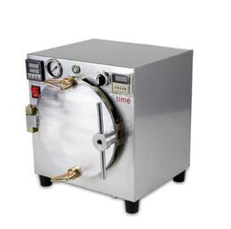 Autoclave Lcd UK - Mini High Pressure Autoclave OCA Adhesive Sticker LCD Bubble Remove Machine