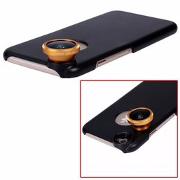 $enCountryForm.capitalKeyWord UK - Mobile Phone for iPhone 5S Fisheye Fish eye Wide angle Macro 3 in 1 with Case for iphone 5S Camera CL-85-IP5 lens
