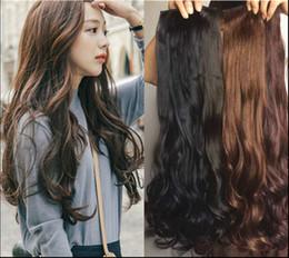 Kostenloser Versand 100% hochwertige Clips auf gewellte Haare Verlängerung Curl Haarspangen. Clips Haar wellige Verlängerung im Angebot