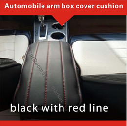 Honda Vehicles Canada - Hot sale interior accessory decoration New Honda Civic old armrest cover cushion,Vehicle center Console box cover pad among front car seats