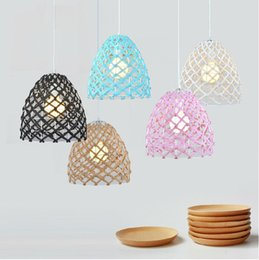 Discount simple drawings - Fashion Creative Pendent Lamp Individuality Pendent Lamp Modern Simple Style Bedroom Drawing Room Loft Iron Pendent Lamp