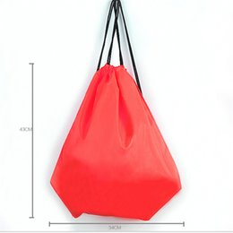 hot sale fashion beach bags drawstring shoulder backpack clothing storage bags new travel backpack beam mouth bags swimming fitness backpack