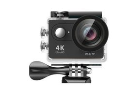 action cameras hd NZ - 4K high definition waterproofing DV aerial motion camera WIFI diving,Action Video Cameras,1080P HD video DV aerial FPV waterproof,photo