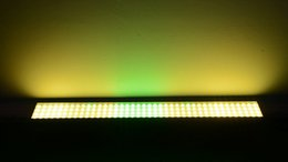 Color Changing panel light online shopping - 6pcs Moka MK LW10 Led Panel Light Bar Pixel Led Wash Light Led Disco Light Dream Bar