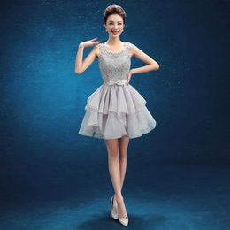 $enCountryForm.capitalKeyWord Canada - Latest Elegant Evening Dresses with Sashes Girls Backless Dress Short Ball Prom Party Pageant Graduation Formal Dress Gown
