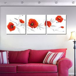 $enCountryForm.capitalKeyWord NZ - 3 Pieces no frame free shipping on Canvas Prints Sunflower Red flowers ferris wheel Playground ship chinese characters grassland tree sea