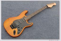 Nouvelle arrivée Honey Burst Haute Qualité Guitare Électrique Meilleure Vente Instruments de Musique