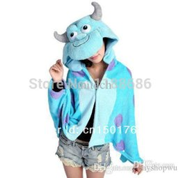 Wholesale-Sulley Cosplay Cloak Monsters University Costume Cute Animals Cloak Blanket  sc 1 st  DHgate.com & Sulley Costume Canada | Best Selling Sulley Costume from Top Sellers ...