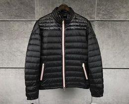 Best Down Parkas Canada - New Brand anorak men spring autumn jacket men thin Jacket Winter Best Quality Warm Man Down jacket and parka anorak coat M115