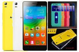"Discount 16gb 2gb phone octa core - Wholesale-Original Lenovo K3 Note 5.5"" 1920x1080 FDD LTE MTK6752 Octa Core Mobile Phone Android 5.0 2GB RAM 16GB RO"