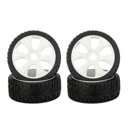 China 4Pcs Brand New 1 8 Rally Car Wheel Rim and Tire 180031 for Traxxas HSP Tamiya HPI Kyosho RC Car order<$18no track supplier hpi cars suppliers
