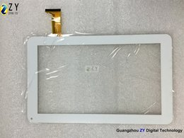 capacitive touch screen tablet pc NZ - High quality 9 inch Tablet PC Capacitive Touch Screen panel digitizer DH-0926A1-PG-FPC080-V3.0 ZY TOUCH