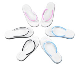 $enCountryForm.capitalKeyWord Canada - Beach slippers flip flops fashion men women girls flat shoes Slipper pink blue black 36-43 drop shipping gift