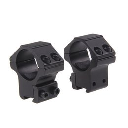 Wholesale 2pcs quot Tatical Medium Profile Dovetail mm Scope Mount Rail Rings