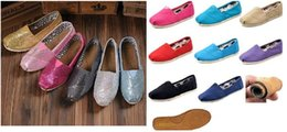 Red canvas shoes foR kids online shopping - Fashion brand girls boys flats EVA soild shoes colours casual shoes for kids sneakers