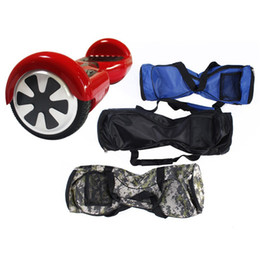 Smart Scooter Bags NZ - 2015 Hot Sell Two Wheels Self Balancing Electric Smart Scooter Nylon Fabric Bag Electronic Scooter Bag Portable Balance Car Bag Via DHL Free