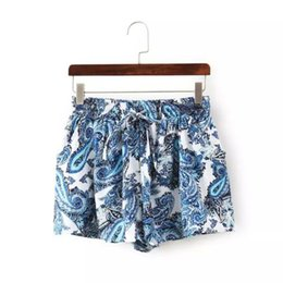 Discount Ladies Shorts Pattern Elastic Waist | 2017 Ladies Shorts ...