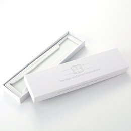 Perfect Packages Canada - Lot Exquisite Perfect Original Simple Style Papery packaging band Boxes for Apple iWatch Strap 38mm 42mm bands Gift Box