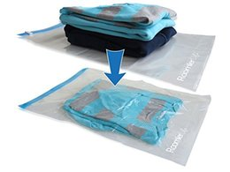 $enCountryForm.capitalKeyWord NZ - Travel Space Saver Bags Roll-Up Compression Storage (No Vacuum Needed) & Packing Organizers Perfect for Travel and Home Storage