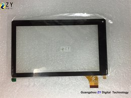 tablet pc replacement screens Canada - 7 inch Tablet PC Digitizer Touch Screen Panel Replacement part-for FPC-UP070298A1-V00 ZY TOUCH