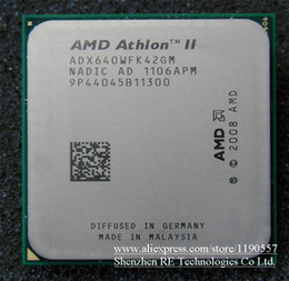 am3 desktop Australia - AMD Athlon II X4 640 Processor(3.0GHz 2MB Socket AM3)Quad-Core scattered pieces cpu