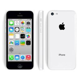 Unlocked Smartphone Iphone Canada - Original Refurbished Apple iPhone 5C Unlocked Mobile Phone 3G WCDMA 16GB 32GB Dual Core IOS 8 Retina 1GB 8MP GPS Smartphone DHL 002849