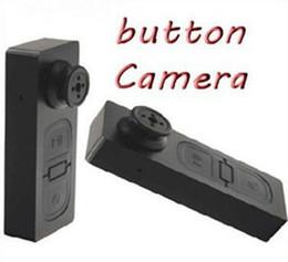 Botão HD câmera S918 mini botão Câmera 5.0 Mega Mini Filmadora DVR Audio Video recorder AVI na caixa de varejo venda por atacado