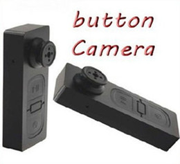 Vente en gros Caméra bouton HD S918 mini bouton Caméra 5.0 Mega Mini Caméscope DVR Audio Enregistreur vidéo AVI dans la boîte de détail