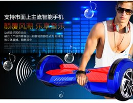 Two wheel self balancing boards online shopping - Hot Promotion New Remote Smart Self Balancing Scooter Two Wheel Electric Scooter Wheels Hover Board