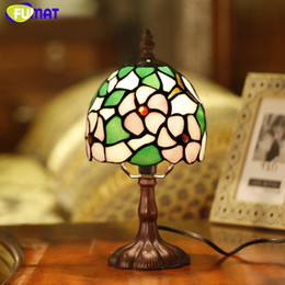 Stained glass table lamp shades suppliers best stained glass table fumat stained glass table lamp bedside sakura lamp living room hotel bar art glass shade desk lamp bedside light stained glass table lamp shades on sale aloadofball Image collections