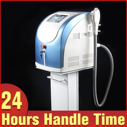Light Permanent Hair Removal Canada - Permanent E-light RF IPL Hair Removal Skin Care Wrinkle Freckle Acne Remover Laser Machine