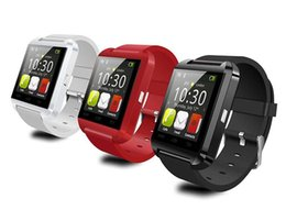 China Smart Watch U8 Bluetooth Altimeter Anti-lost 1.5 inch Wrist Watch U Watch For Smartphones iPhone Android Samsung HTC Sony Cell Phones cheap cell kid suppliers