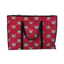$enCountryForm.capitalKeyWord UK - Wholesale- Fashion Cartoon pattern large reusable laundry room and storage zipper bag