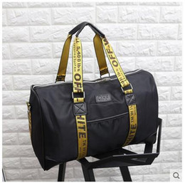 Popular Brand Duffel Bags Large Capacity Fashion Casual Shoulder Bags Short  Journey Business Travel Bags Big Handbags Free Shipping 8a43214f3d2d9