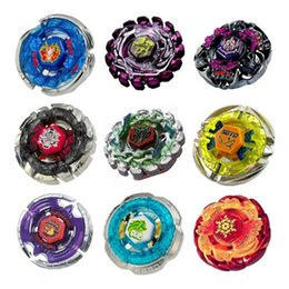 $enCountryForm.capitalKeyWord Canada - 1pcs 24 Style Beyblade Metal Fusion 4d Without Launcher Beyblade Spinning Top Christmas Gift For Kids Toys #E