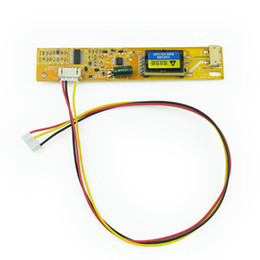 """Lcd Display Screen Backlight Canada - 1 Lamp Backlight Laptop LCD CCFL Inverter Board for Raspberry PI 2 17-22"""" Inch LCD Screen Display Panels"""