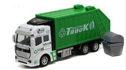 Ingrosso Giocattolo di alta qualità giocattolo per bambini di alta qualità educativo per bambini immondizia camion auto giocattolo come regalo di compleanno all'ingrosso juguete