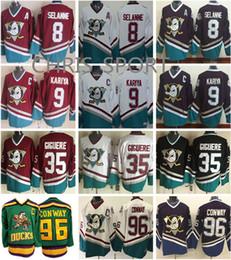 a0006ab6 ... where can i buy throwback anaheim ducks ccm hockey jersey 8 teemu  selanne 9 paul kariya