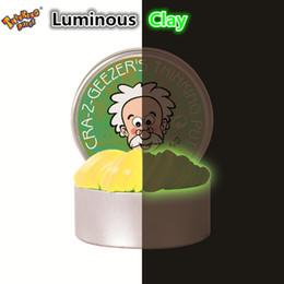 $enCountryForm.capitalKeyWord Australia - DIY Luminous Thinking Putty Intelligent Creative Hand Gum Temperature Change Turns Color Slime Silly Magnets&Magnetic Toys Plasticine Mud