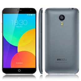Wholesale Original MEIZU MX4 5.36inch Octa Core Android Smart Phone 2GB RAM 16GB ROM 20.7MP Camera 4G LTE Cell Phones