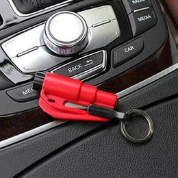 $enCountryForm.capitalKeyWord Australia - Wholesale-2015 New Car Auto Emergency Safety Hammer Belt Window Breaker Key Chain Escape Tool Free Shipping