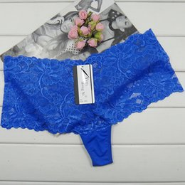 $enCountryForm.capitalKeyWord NZ - Women's underwear sheer lace boxer short sexy lace hipster cheap stock knickers boyleg lady cheeky panties lingerie intimate undergarment