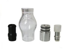 Discount bulb atomizer ego t - Wax Atomizer Bulb Atomizer Glass Globe Atomizer Attachment Glass Pyrex Glass for eGo t Battery E Cigarettes
