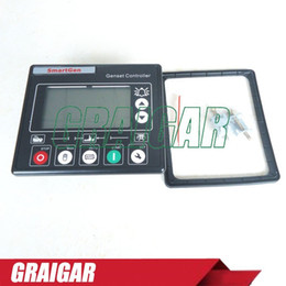 Chinese  Smartgen AUTO Genset Controller HGM420, Power supply range is (8~35)VDC, accommodating to different starting voltage; manufacturers